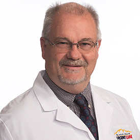 Ken Peterson, MD